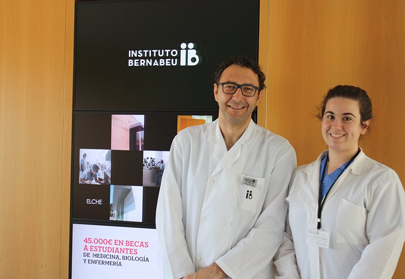 Instituto Bernabeu and the University of Turin sign an international work placement agreement.