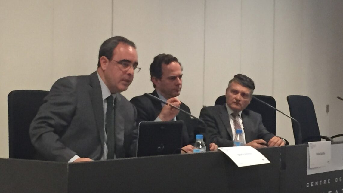 """""""Cross-border Healthcare"""" debate at the Preliminary Conference of the 19th National Hospital Congress"""