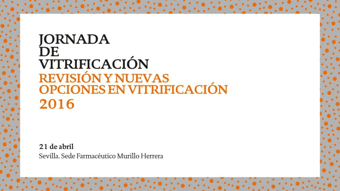 """Participation in the Conference: """"Review and new options in vitrification""""."""