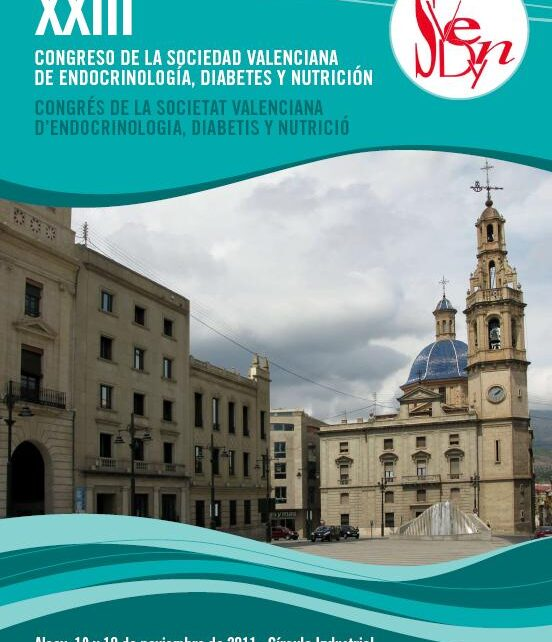Participation in the 23rd Valencia Endocrinology, Diabetes and Nutrition Society Conference.