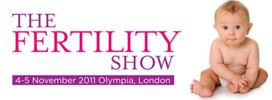 The Fertility Show: London 4th-5th November 2011