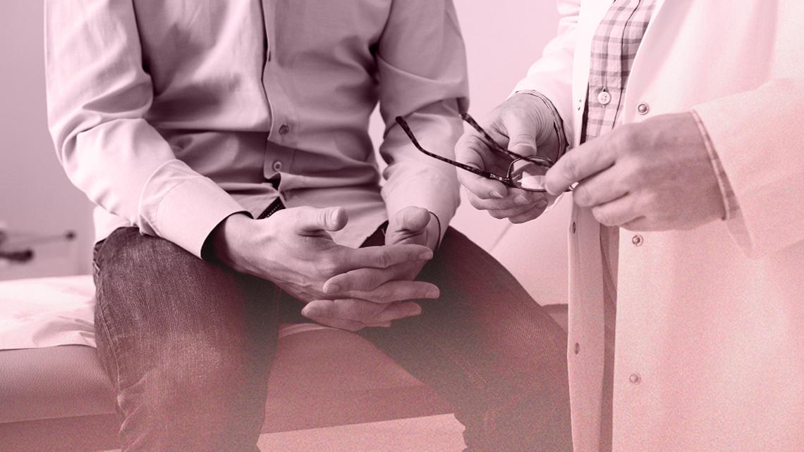 Congelamento del tessuto testicolare in pazienti con tumore