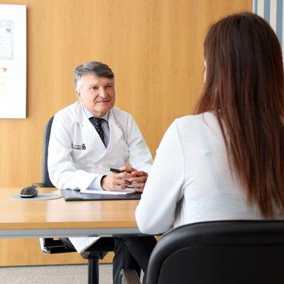 Behandlungen nach Maß der Erfordernisse der Patientin