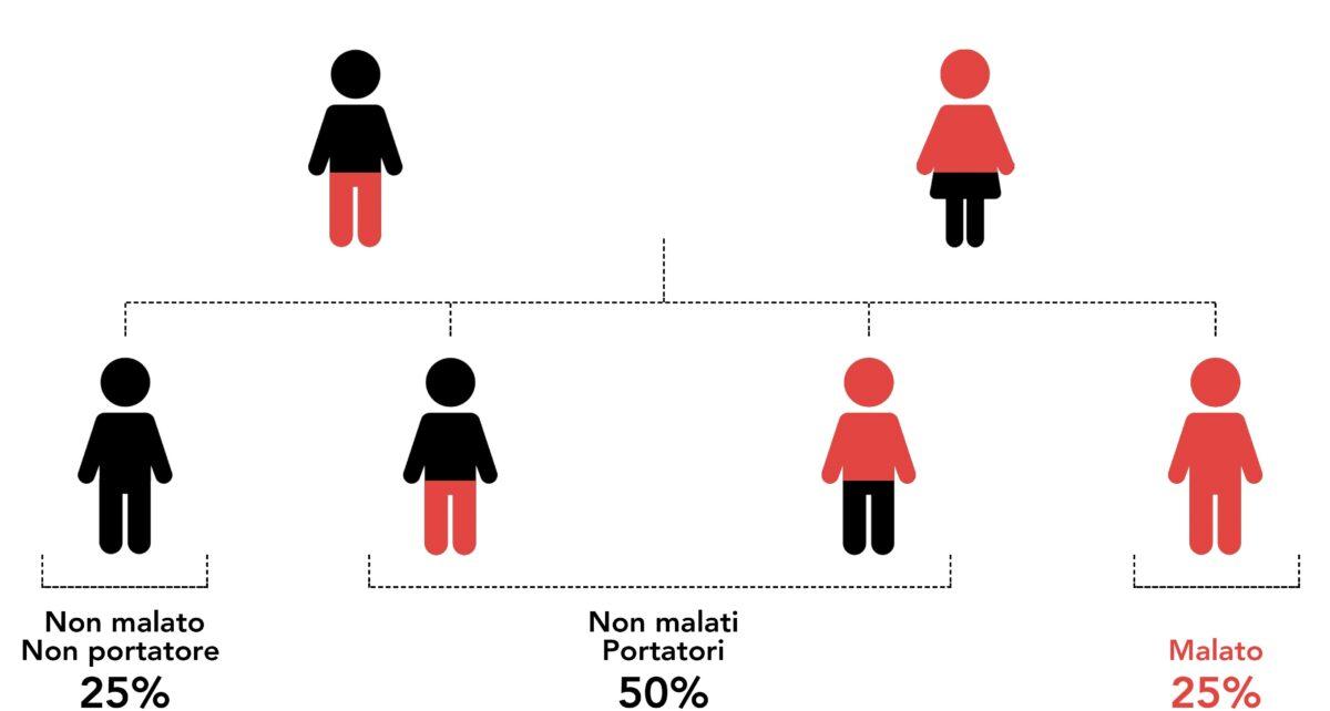 TCG Test di compatibilità genetica per evitare malatie ereditarie