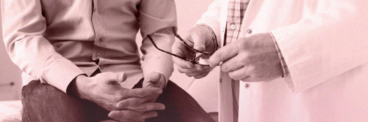 Konsultasjon og undersøkelse hos en uro-androlog