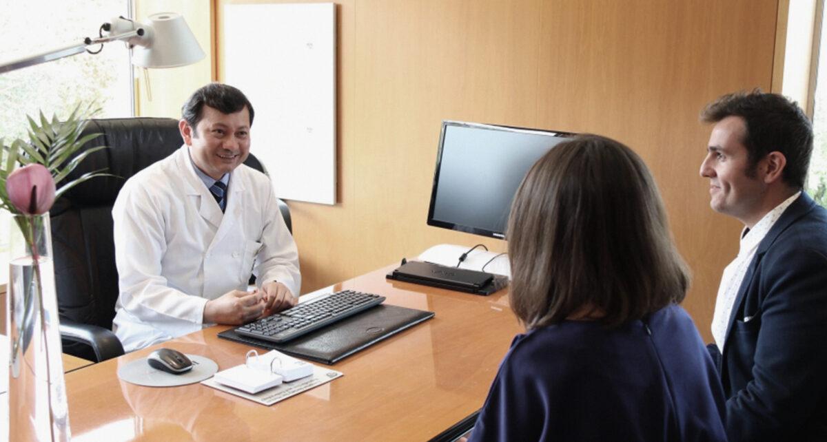 La historia médica: El primer contacto.