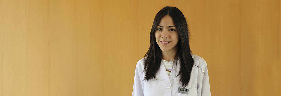 Dr Blanca Bayoumy