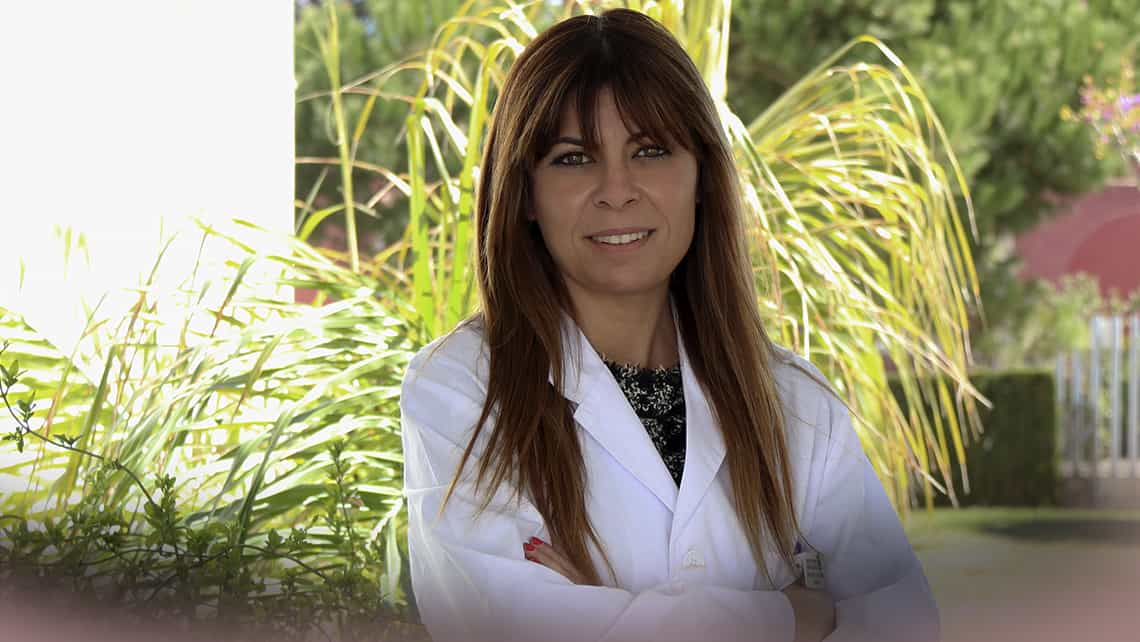 Dr Belén Moliner, head of the first edition of a national Master's Course in Endometriosis