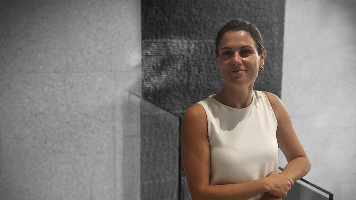 Conoce a la ginecóloga Cristina Gavilán