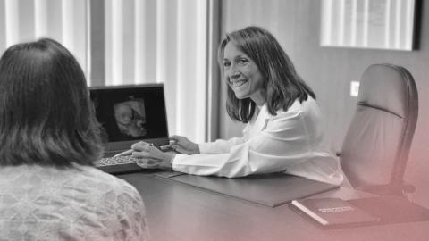 La doctora Ana Palacios ha sido nombrada directora de las unidades de Obstetricia del Grupo Instituto Bernabeu