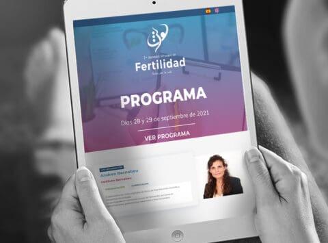 La Dre Andrea Bernabeu parle du microbiome vaginal dans la reproduction assistée le 29 septembre durant les premières conférences professionnelles de Fertypharm.