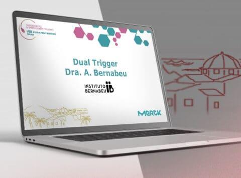 La Dre Andrea Bernabeu participe au Forum méditerranéen avec une présentation sur l'efficacité de la technique du «dual trigger» ou double déclenchement pour la maturation des ovocytes.